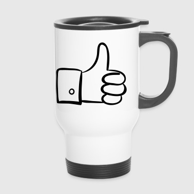 Thumbs up! - Travel Mug