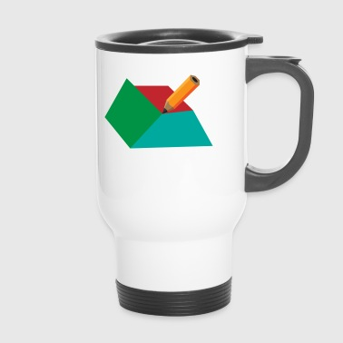 Vector Pen - Travel Mug