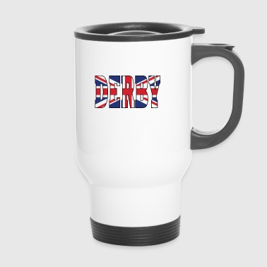 DERBY UK - Taza termo