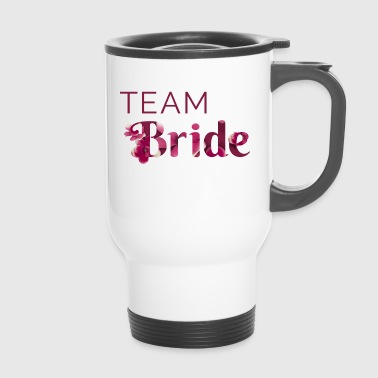Team Flower Bride - Travel Mug