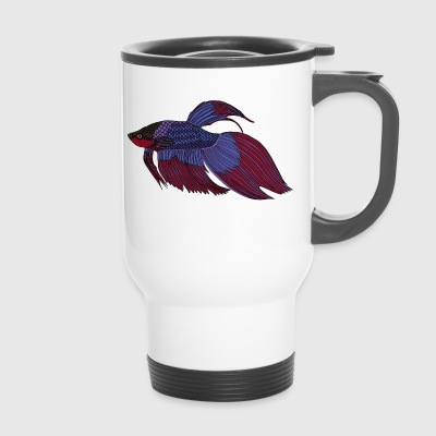 fishcoloured - Mug thermos