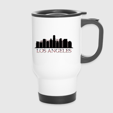 Los Angeles skyline - Termosmugg