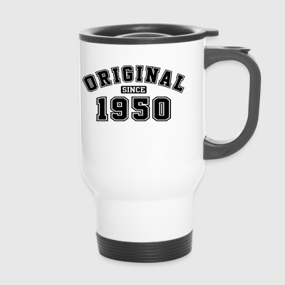 Original Since 1950's College Style - Travel Mug