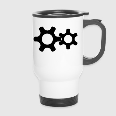 gears - Travel Mug
