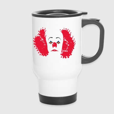clown mauvais IT - Mug thermos