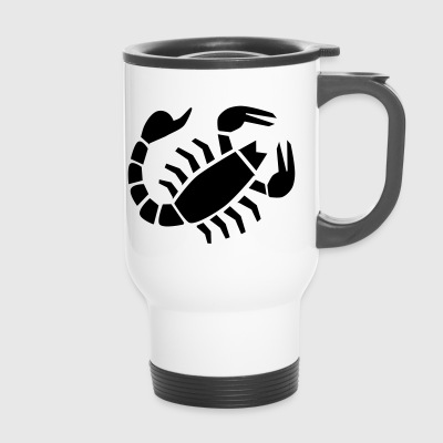 Scorpion (signe du zodiaque) - Mug thermos