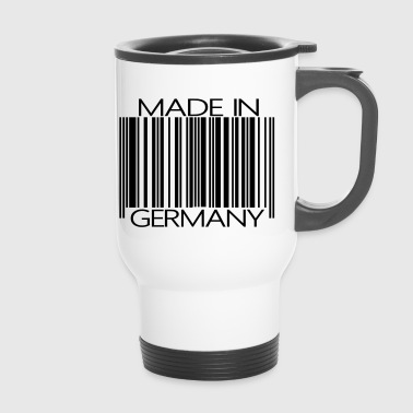 Barcode Made in Germany - Thermobecher