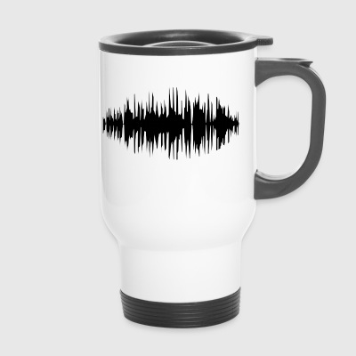 Oscillogramme - Travel Mug