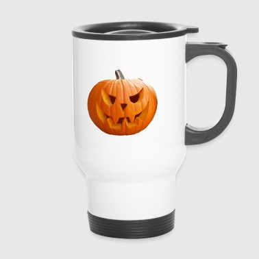 citrouille d'Halloween - Mug thermos
