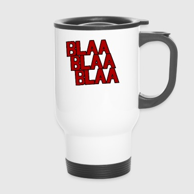 RedBlaa - Travel Mug