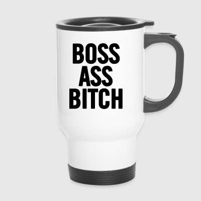 Boss Black Ass Chienne 2 - Mug thermos