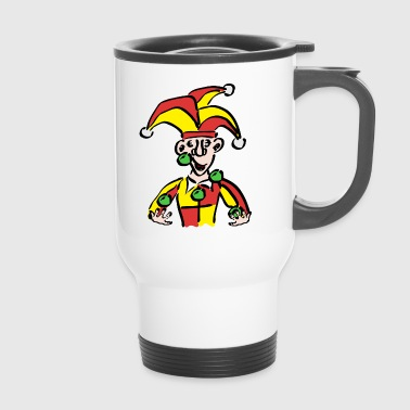 Clown / Joker - Travel Mug