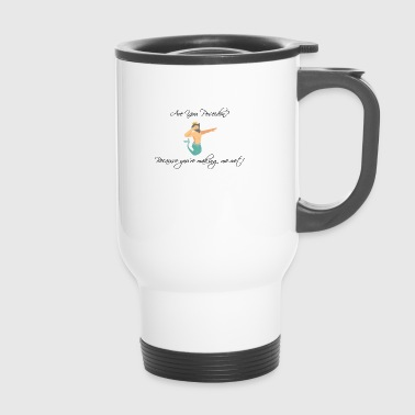 Poseidon - Travel Mug