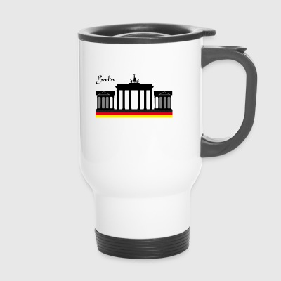 Brandenburg gate - Mug thermos