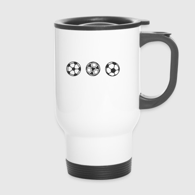 Soccer - Travel Mug