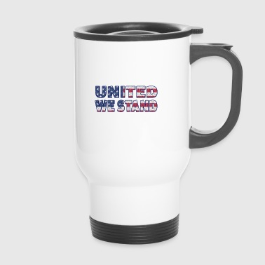 United We Stand - Tazza termica
