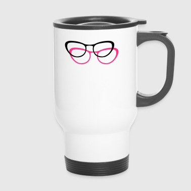 glasses - Travel Mug