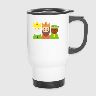 Three holy Kings - Travel Mug