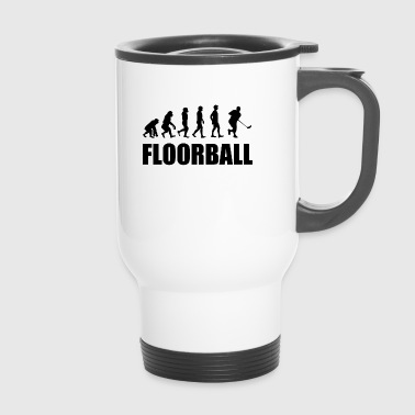 Floorball - Thermobecher
