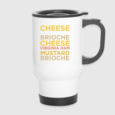 Croque Madame - Travel Mug