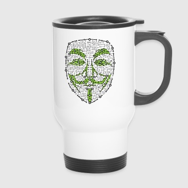 Digital Anonymous Version 01 - Travel Mug