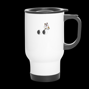 bouledogue - Mug thermos