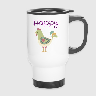 Happy chick - Thermobecher