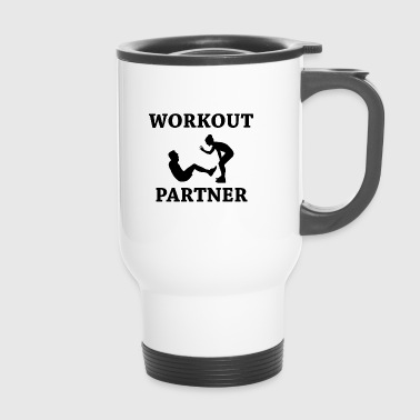 training partner - Travel Mug