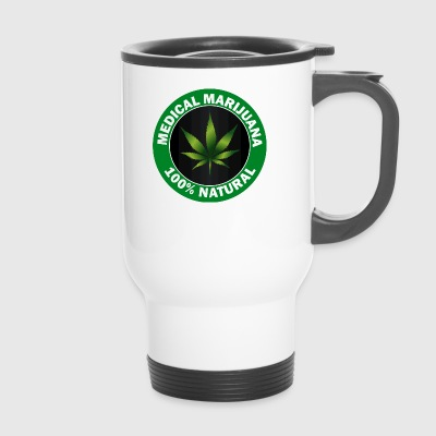 marijuana - Travel Mug
