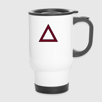 TRIANGLE SWAG - Mug thermos