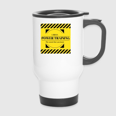 URBAN POWER TRAINING - Mug thermos