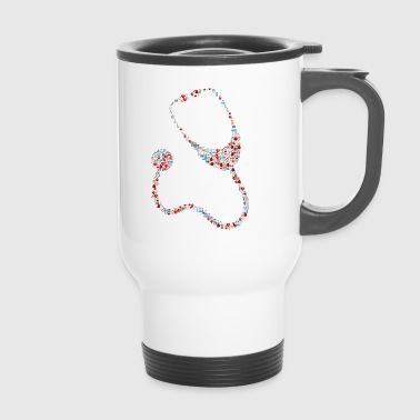 Stethoscope - for the doctors among you! - Travel Mug