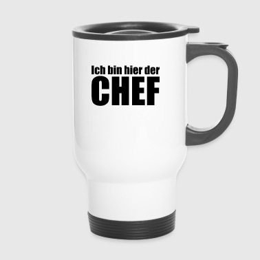 Chef - Thermobecher