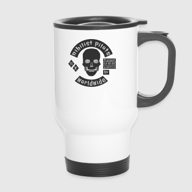 Biker Patch - Travel Mug