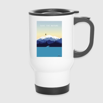 Save Nature - Mug thermos
