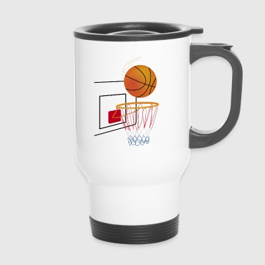 basket - Travel Mug