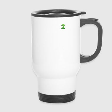 dad high two - Travel Mug