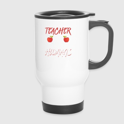 Kindergarten divertente Preschool Teacher - Tazza termica