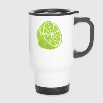 LIME ARE THE BEST - Travel Mug