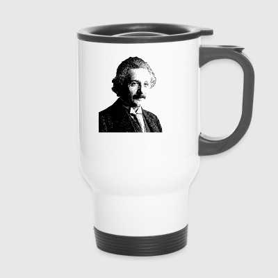 Albert Einstein - Mug thermos