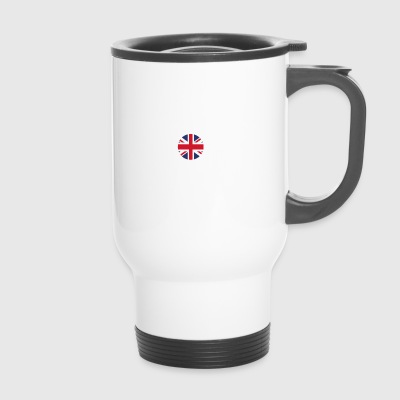 DON T BESOIN THÉRAPIE VOULEZ GO ANGLETERRE - Mug thermos