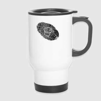 fingerprint dns dna gift cook cook koechi - Travel Mug