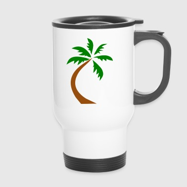 Crooked palm - Travel Mug