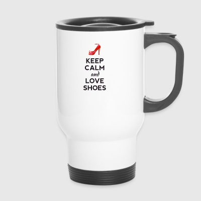 garder chaussures amour calme chaussures sexy highheels paragraphe - Mug thermos