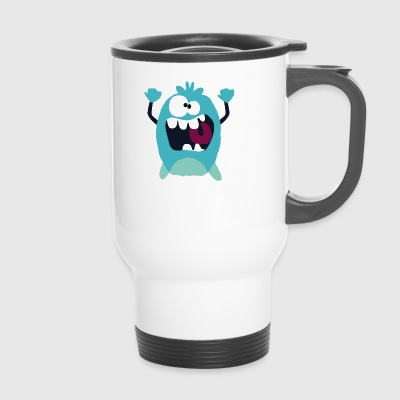 Alexandro - Monster Cool Collection - Travel Mug