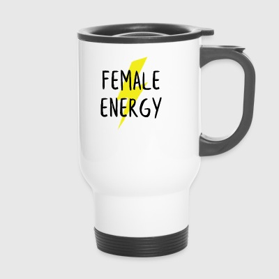 Female energy - Travel Mug