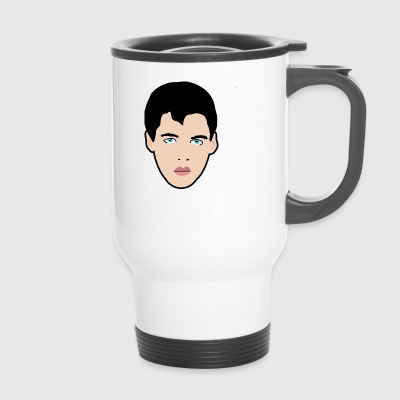 Rock n Roll | Legend | Idol | Elvis | music - Travel Mug