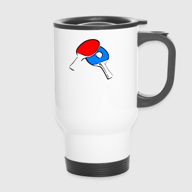 tennis de table de ping pong ping-pong BAT3 - Mug thermos