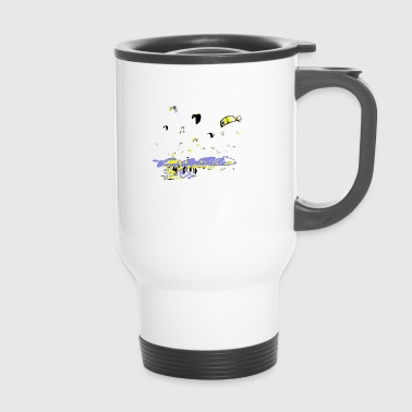 Kite Surfing - Travel Mug