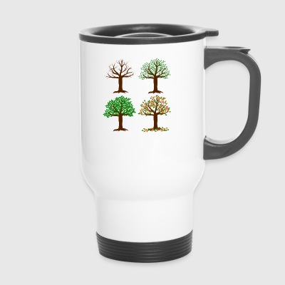four Seasons - Travel Mug